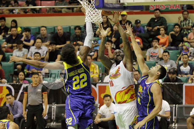 With Wayne Chism now available, Guiao hints import Rick Jackson will have to prove himself every night