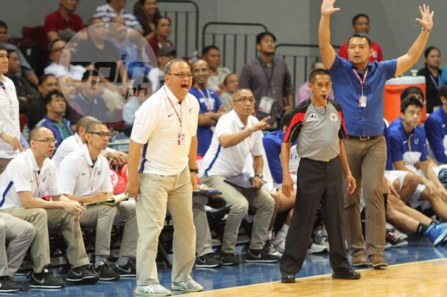 Bo Perasol brings back ex-UP coach Ricky Dandan, adds Rodney Santos to Maroons coaching staff