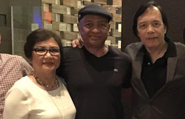 Pacquiao fight paves way for Jaworski reunion with longtime Ginebra deputy Rino Salazar