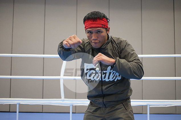 Charly Suarez jumpstarts PH boxing team's Rio campaign, faces Briton Joe Cordina in Olympic debut