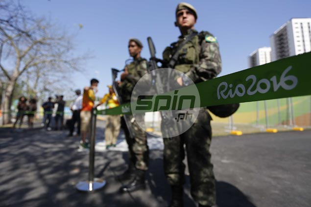 Rio doubles up on security for Olympics but concerns remain on terror threat not taken seriously