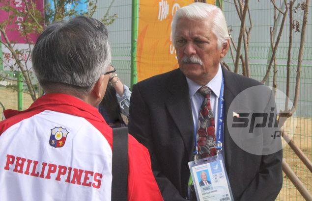 No time to panic as PH chef de mission counting on boxers, rider to end gold-medal drought