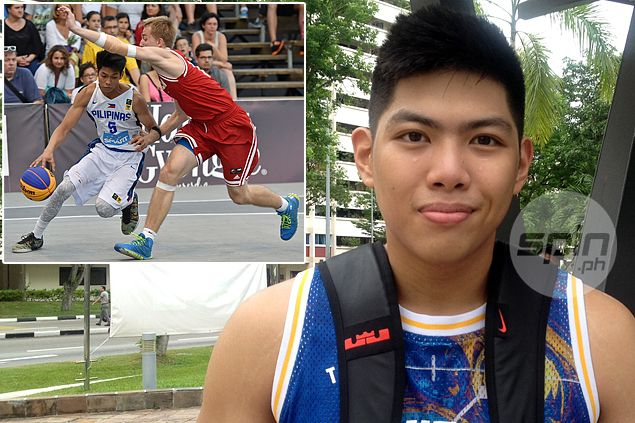 Rivero brothers Prince and Ricci fly the flag for Team PH in two different time zones
