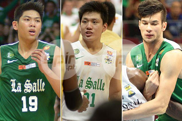 La Salle players Jeron Teng, Rivero, Van Opstal fail to make Philippine team to Seaba