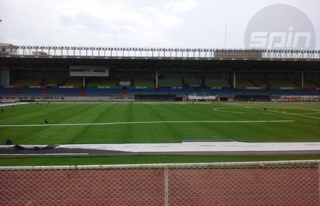 PFF expects sellout crowd for Azkals' Suzuki Cup semis home tie vs Thailand. See ticket prices