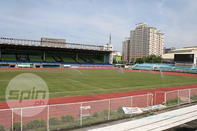Yeng Guiao says planned national stadium at Clark should be capable of hosting Asiad, SEA Games