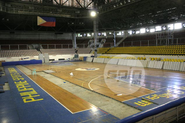 Coach Gee training camp set in Quezon City