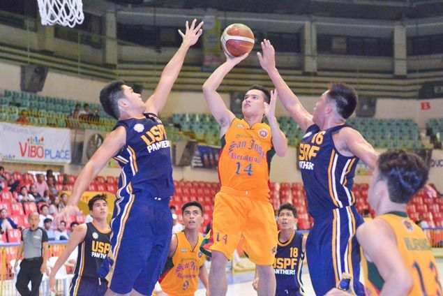 USJR Jaguars boost semifinal bid as USPF Panthers end Cesafi campaign winless