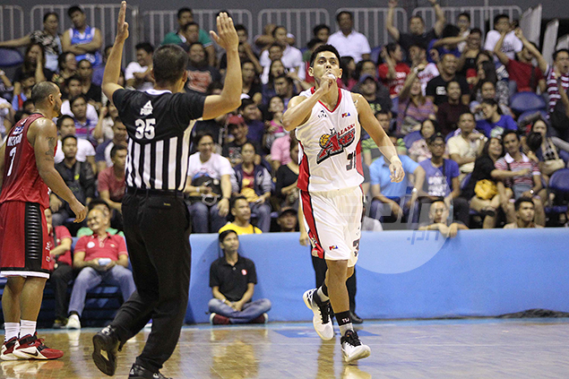 'The Silencer' RJ Jazul emphasizes importance of taking crowd out of game when playing Ginebra
