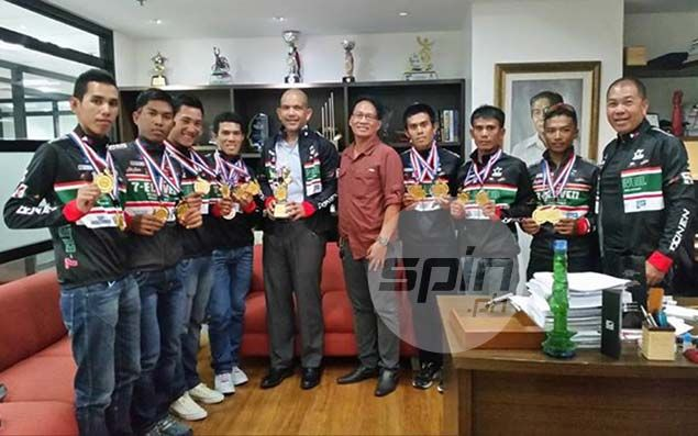 Roadbike Philippines 7-11 riders bolster credentials by ruling Tour of Borneo