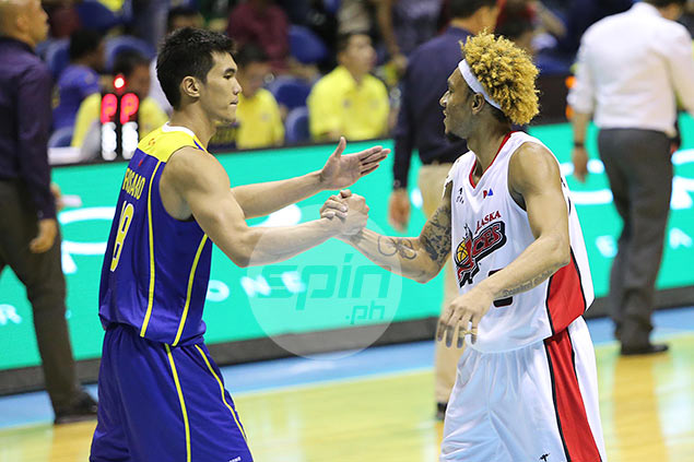 Abueva, Aces not ready to go on vacation: 'Ayaw muna naming sumunod sa iba'