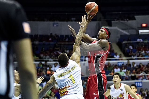 Rob Dozier says Alaska resurgence in PBA Finals down to plain and simple 'effort'