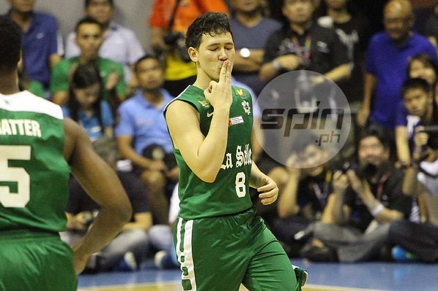 Sauler confirms Robert Bolick leaving La Salle Green Archers to play for another school