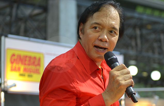Robert Jaworski eyed to be part of elite committee to pick '40 Greatest Players' in PBA history