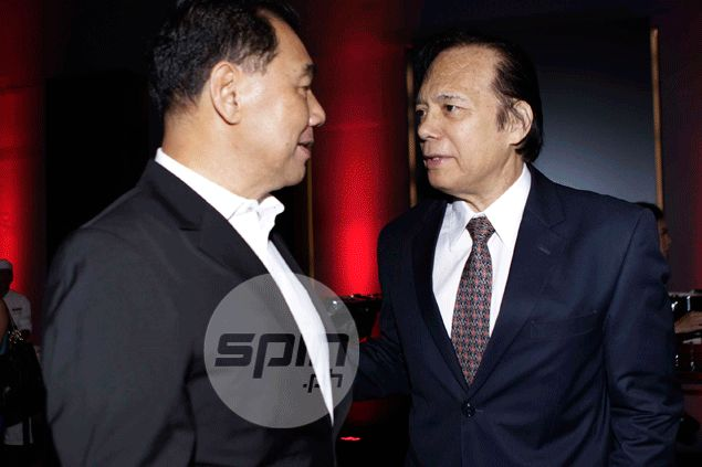 Mon Fernandez, Atoy Co among no-shows in rites honoring PBA 40 Greatest Players