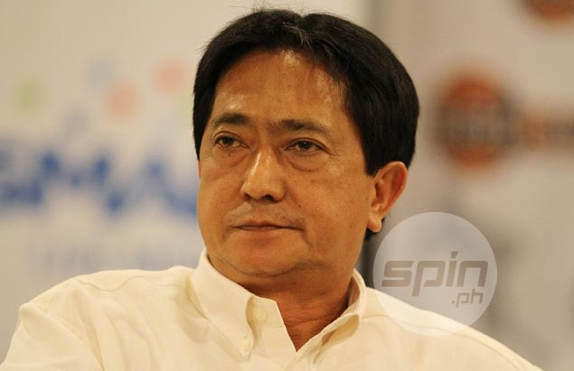 SMB governor Robert Non hits back at Uichico, accuses Talk 'N Text of playing dirty