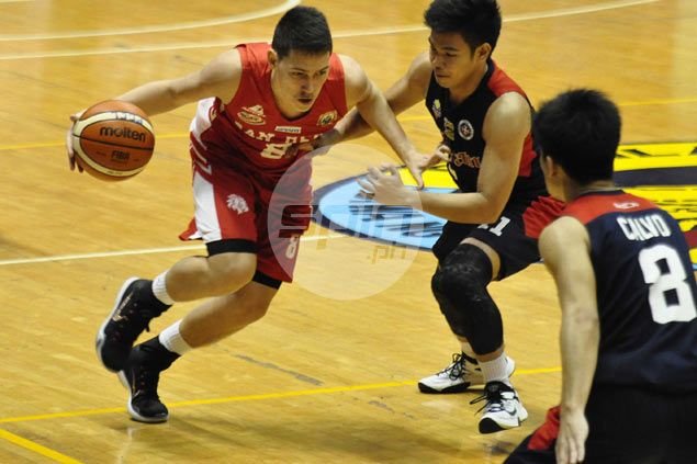 San Beda Red Lions are PCCL co-champions after semifinal rout of Letran Knights