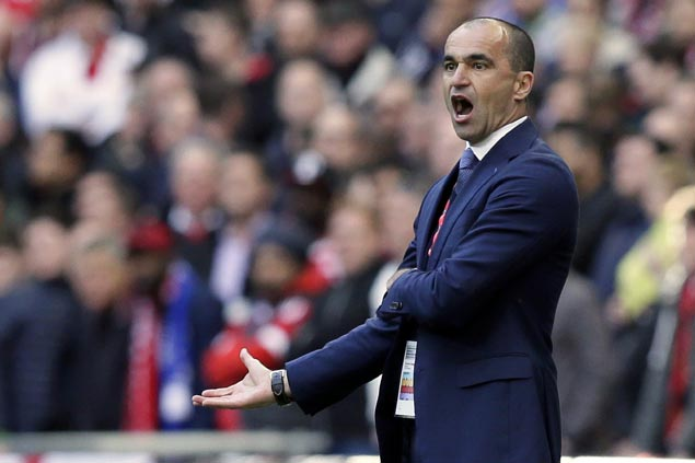 Everton parts ways with manager Roberto Martinez after disappointing season