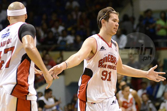 Lessons from defensive whiz Freddie Abuda comes in handy for Ginebra rookie Brondial