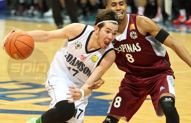 Inter-barangay discovery Rodney Brondial keen to follow in idol Marc Pingris' footsteps