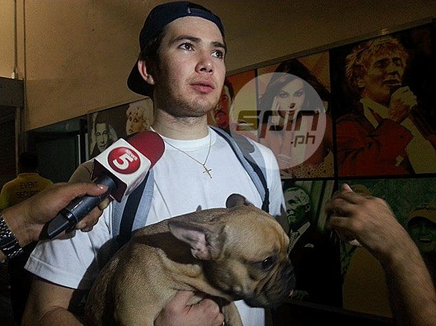 Ginebra rookie Rodney Brondial channels inner Dennis after accidentally bringing 'Rodman' to game