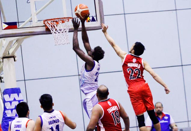 CafeFrance rides JK Casino hot hands to oust AMA from D-League contention