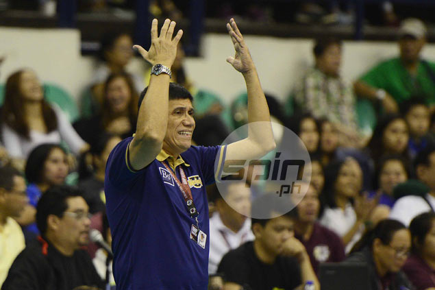Roger Gorayeb mulls quitting as NU Lady Bulldogs continue to underachieve