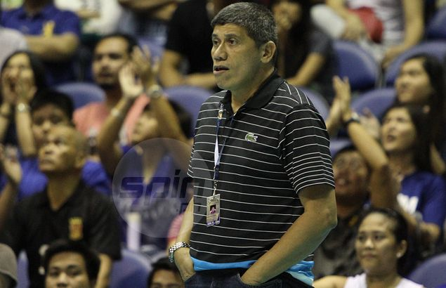 Former Ateneo coach Roger Gorayeb takes over top job for NU Lady Bulldogs