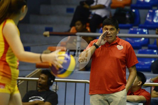 Gorayeb rues Lady Stags' 'pabebe' attitude, lack of support for Gretcel Soltones