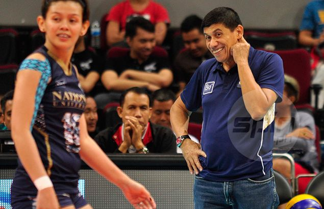 Roger Gorayeb's arrival makes NU a major threat to Lady Eagles repeat quest, says Liao