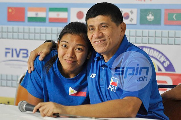 Philippine Under-23 coach Gorayeb says he can't ask for more from bravehearts