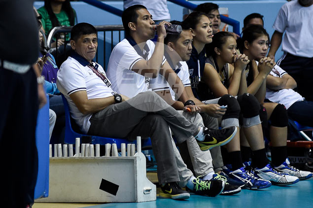 Coach Roger Gorayeb clueless on what ails 'uninspired, imploding' NU Lady Bulldogs