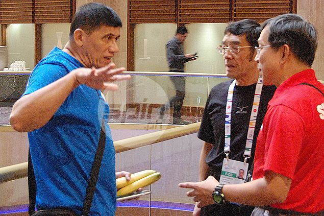 Philippine volleyball team to play tune-up games with host Singapore ahead of SEA Games