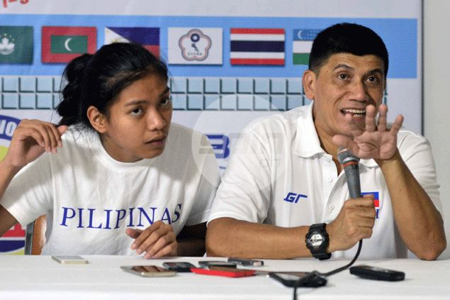 Philippine Under-23 coach Roger Gorayeb tells players: 'Lay off social media'