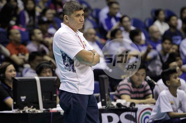 Coach Roger Gorayeb waves off talk about Thailand purposely dropping match against China