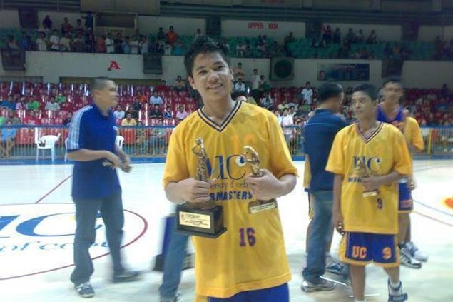 Former UC star Roger Pogoy hoping this year's team can replicate memorable 2008 title run