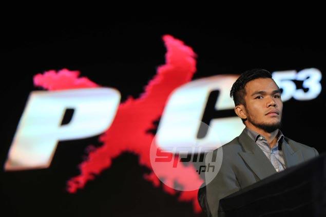 Rolando Navarette's son seeks to fly PH flag in MMA as boxing's popularity slides