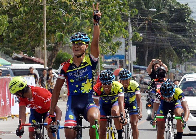 Oranza takes second stage win, Morales holds firm atop overall race in LBC Ronda Pilipinas