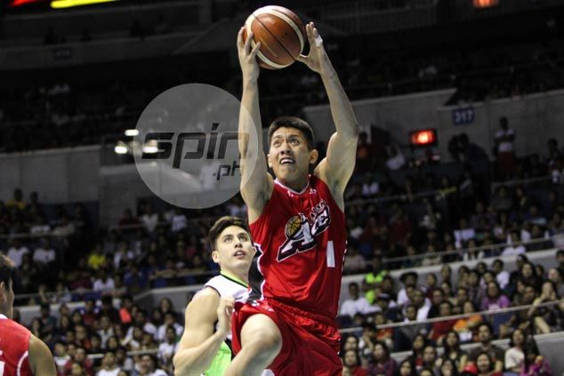 Super-sub Rome dela Rosa typifies Alaska's take-no-prisoners approach