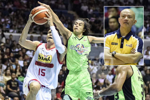 Marc Pingris excited to fulfill dream of playing for coach Yeng Guiao, at least in All-Stars