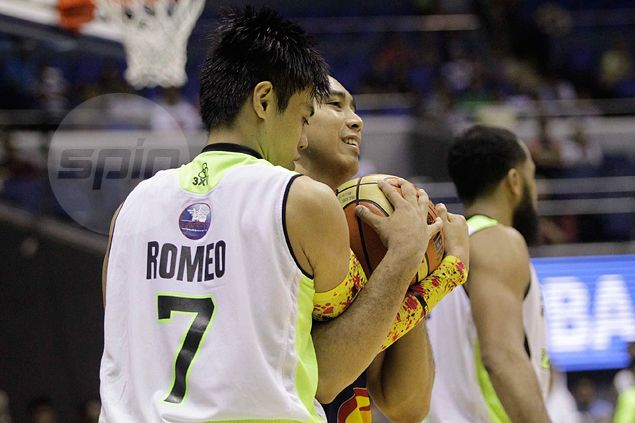 Rivals Paul Lee, Terrence Romeo turn teammates after being named PBA All-Star reserves