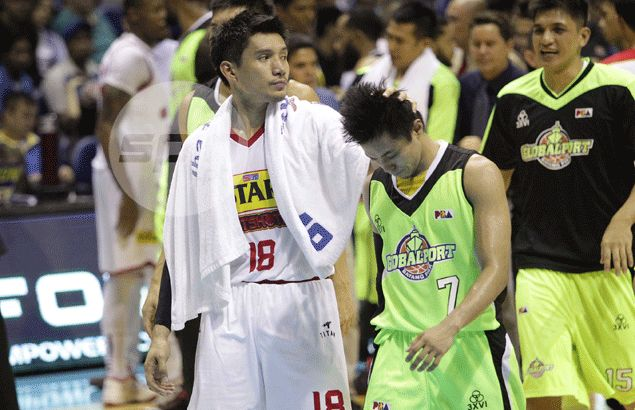 Terrence Romeo sees Globalport getting better after playoffs loss to Star