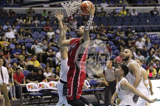 Alaska completes huge fightback from 22-points down to frustrate Barako Bull