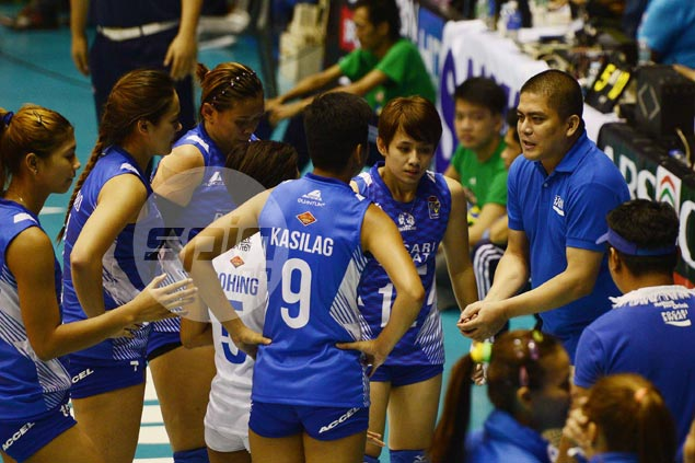 Pocari Sweat coach plots downfall of Air Force in V-League finals