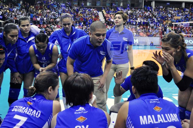 Coach proud to see Pocari Sweat transform from PSL struggler to V-League comeback queen
