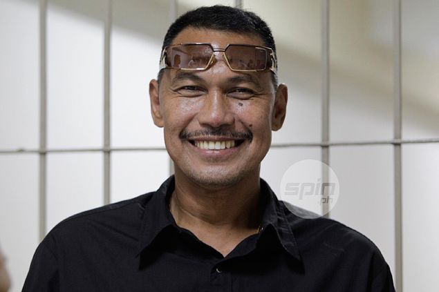 Former PBA player Romy dela Rosa's words of wisdom for son Rome: 'Sa depensa, walang malas'