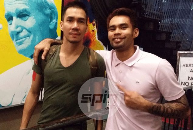 Ronald Tubid reprises role as SMB's 'energy guy,' but admits Abueva does it better