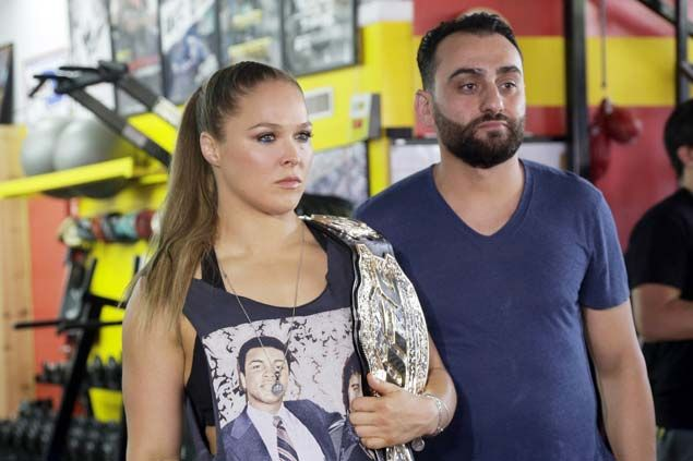 UFC star Ronda Rousey says fear of failure guarantees win over Holm in Melbourne card
