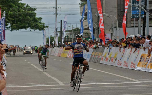 Barnachea extends lead in Ronda Pilipinas race