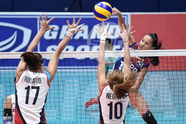 Foton warms up for big showdown against F2 Logistics with easy win over Petron